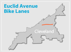 Euclid Avenue Bike Lanes