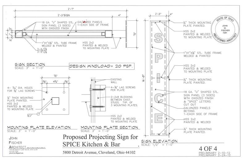 Spice Kitchen Bar  Detroit Boulevard Cleveland Oh